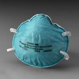 3M 1860 N95 Health Care Respirator 20 Per Box