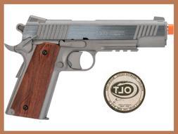 Colt 1911 CO2 Licensed/trademarked NON Blowback metal slide