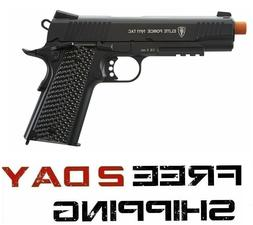 Elite Force 1911 Tac 12 Gram CO2 Semi Auto Metal Blowback Ai