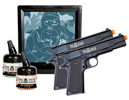Black Ops 1911 Tactical Combat Kit 2 Pack Spring Action Airs