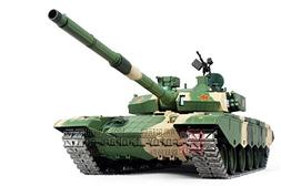 2.4Ghz Remote Control 1/16 Chinese ZTZ 99A MBT Air Soft RC B