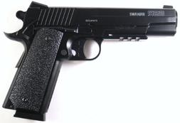 Sig Sauer 28803 GSR 1911 C02 BB Air Pistol, Black
