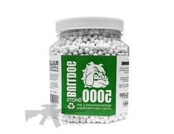 Bulldog  Airsoft Pellets  Biodegradable  Triple Polished