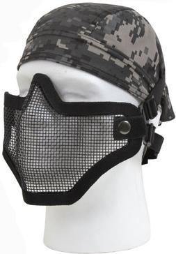 847 Rothco Bravo Tactical Gear Strike Steel Black Airsoft Ha