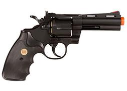TSD Sports UA937B 4 Inch Spring Powered Airsoft Revolver