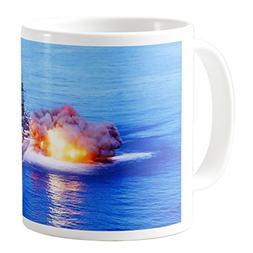 AquaSakura - Armed Forces Airsoft Explosion - 11oz Ceramic C