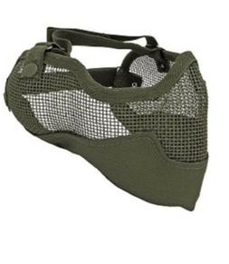 Tactical Airsoft 3G Airsoft Face Mask OD GREEN
