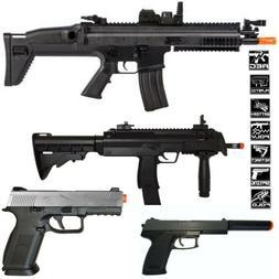 A&N Airsoft Starter Pack 2X AEG FN Herstal SCAR-L Full Auto