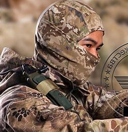 Acid Tactical CadPat Arid Camouflage Balaclava Full Face Mas