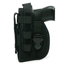 DYJ Adjustable Right Handed Tactical Molle Modular Belt Hols