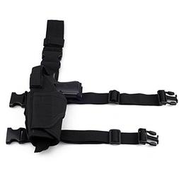 aokur Adjustable Hunting Right Handed Leg Holster Tactical W