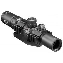 AIM Sports Recon 1.5-4X30mm Mil Dot Rifle Scope  31271