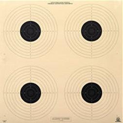 10 Meter  Air Pistol 4 Bullseye Official NRA Target B40/4