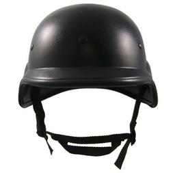Airsoft ABS MICH Tactical Helmet Black