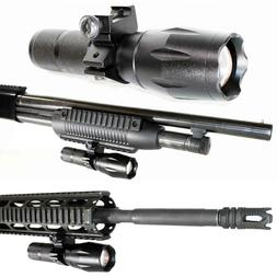 Airsoft accessory rifle flashlight 1000 lumens tactical pain