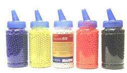BBTac - Airsoft BB 6mm Polished 2000 Bottle