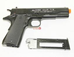 Airsoft CO2 Blowback WG 1911 Pistol Fast Magazine Full Metal