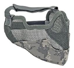 Tactical Airsoft 3G Airsoft Face Mask ACU