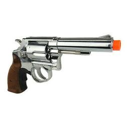 Airsoft Gas Revolver Magnum METAL Automatic Pistol Shell HFC