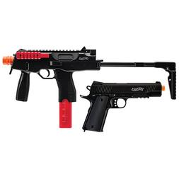 BBTac Airsoft Gun Package - Guerilla Collection of 5 Airsoft