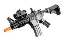 BBTac Airsoft Gun CQB 315-FPS AEG M16/M4 Style Airsoft Rifle