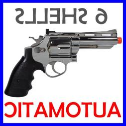 airsoft gun hfc savaging bull .44 revolver gas pistol