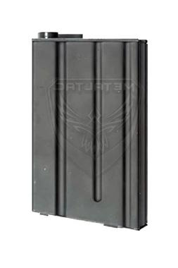 MetalTac Airsoft M4 Magazine Short Mag, High-Cap 190 Round,