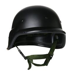 VILONG Tactical M88 ABS Helmet with Adjustable Chin Strap fo
