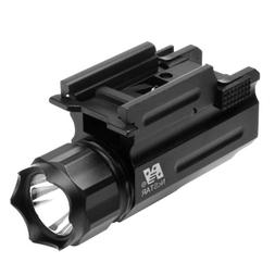 NcStar Compact Pistol and Rifle Flashlight Green Laser with