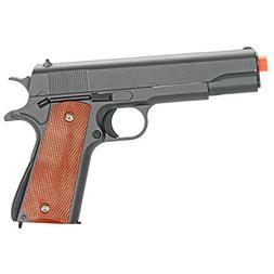 BBTac Airsoft Pistol 1911 G13 Classic Style Airsoft Gun Spri