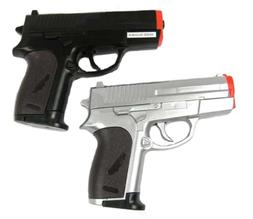 BBTac Airsoft Pistol Guns Two Pack Pocket Spring Handgun wit