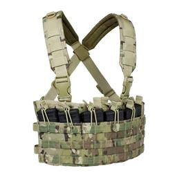 Condor Outdoor Airsoft Rapid Assault Multicam Chest Rig