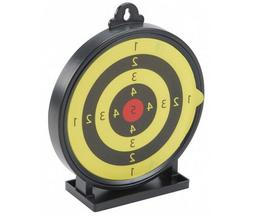 NEW AIRSOFT ROUND PORTABLE SHOOTING STICKY TARGET 6mm BB Pis