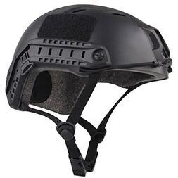 Sinuote Airsoft Tactical Fast Helmet PJ Type DE TAN