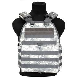 NcSTAR Airsoft Tactical Plate Carrier Vest ACU Digital Camo