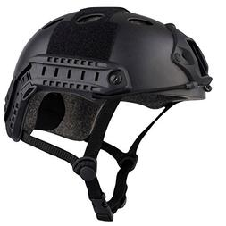 Airsoft Tactical SWAT Helmet Combat Fast Helmet with Protect