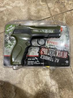 Airsoft Black Ops VS Zombies C02 Air Pistol