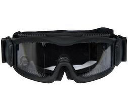 Lancer Tactical Ca-221B Clear Lens Vented Safety Airsoft Gog