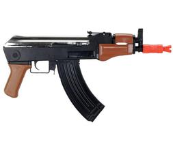AK 47 SPETSNAZ TACTICAL SPRING AIRSOFT RIFLE SNIPER GUN 6mm