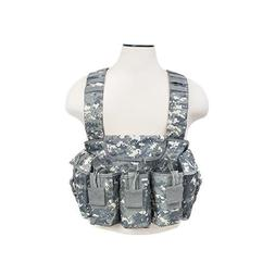 Vism by Ncstar AK Chest Rig - Digital Camo - CVAKCR2921D