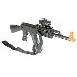 BBTac Airsoft Gun CM022 Full Auto Electric Rifle AEG Wood