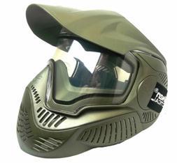 Valken Annex MI-7 Paintball Goggles, Olive