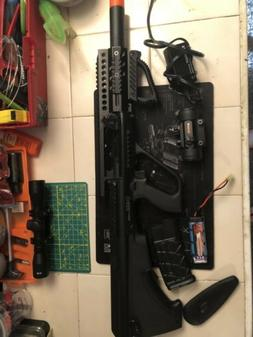 ASG Steyr Mannlicher Airsoft AEG With Accessories!