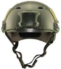 ATAirsoft BJ Type Tactical Fast Helmet Low Price Version(O