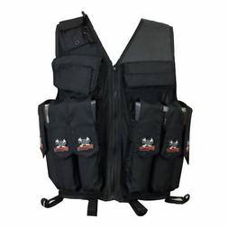 Maddog Sports Attack Tactical Paintball Vest with Tank and P