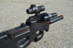Full Auto Belgium Well D90F P90 Airsoft SMG Assault Rifle/AE