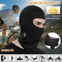 Balaclava Full Face Mask Airsoft Hunting Cycling Motorcycle