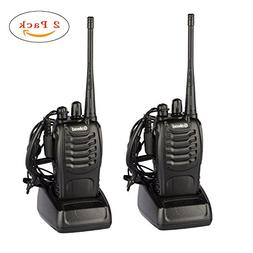 Bao Feng BF-888S Walkie Talkies Long Range 2 Way Radio with