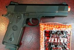 Best Heavy duty Full Metal Spring Airsoft Gun Pistol With FR