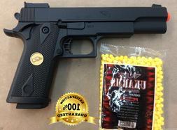BEST QUALITY ORIGINAL FULL SIZE SPRING AIRSOFT GUN PISTOL WI